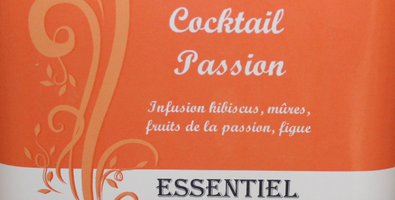 """Cocktail """"Passion"""""""