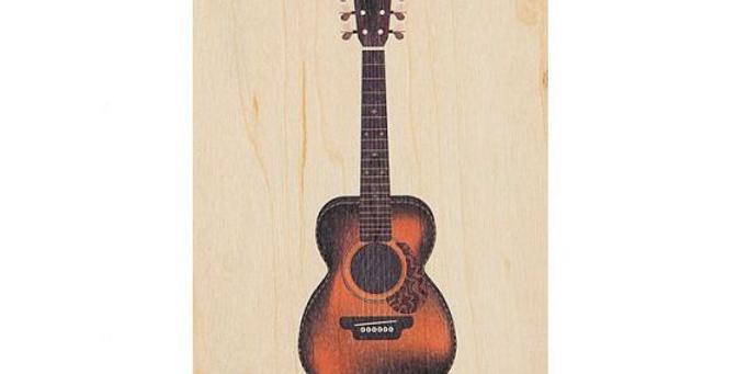 Carte Guitare
