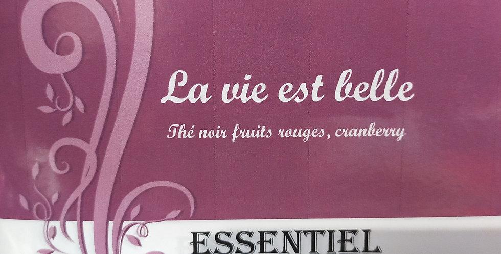 """Thé Noir """"La vie est belle"""""""