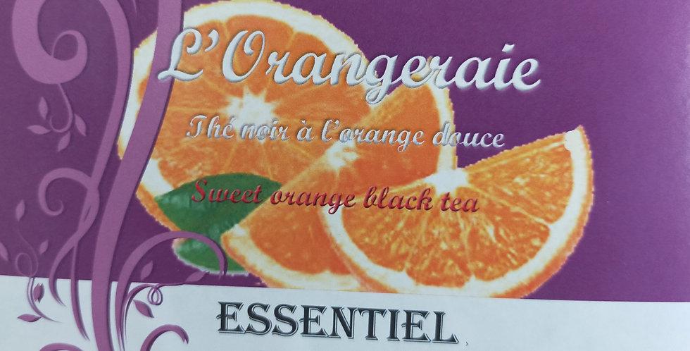 """Thé Noir """"l'Orangeraie"""""""
