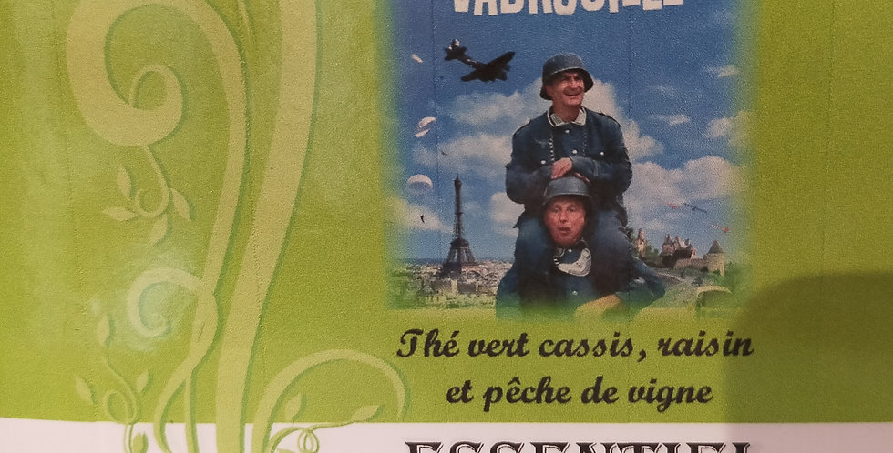 "Thé Vert ""Grande Vadrouille"""