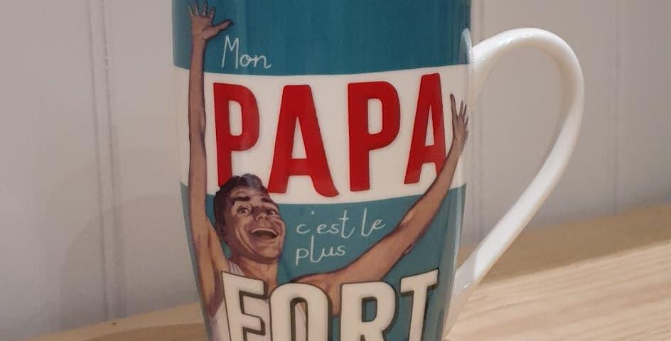 """Tasse """"Papa"""""""