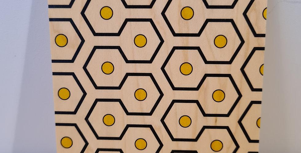 Carte nid d'abeille