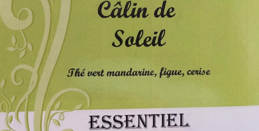 """Thé Vert """"Câlin de soleil"""""""