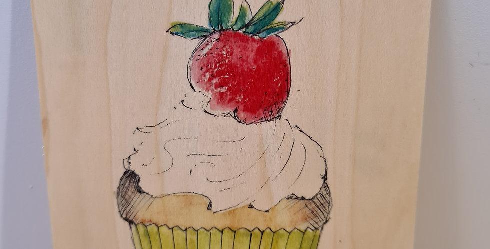 Carte Cup Cake