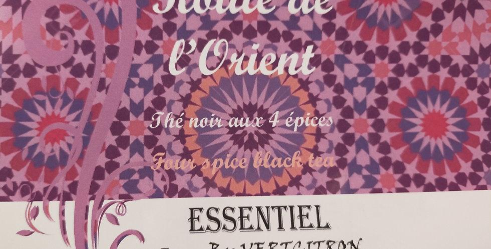 """Thé Noir """"Route de l'orient"""""""