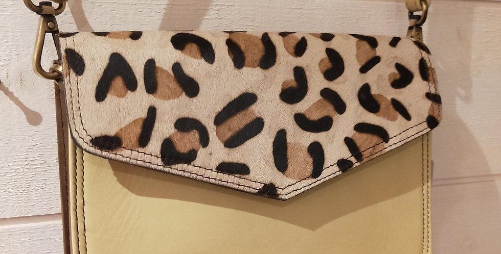 Book Jaune / léopard