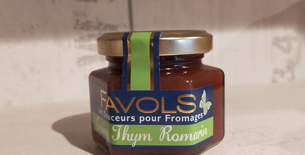 Confiture pour fromage Coing...