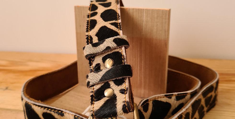 ceinture Girafe M