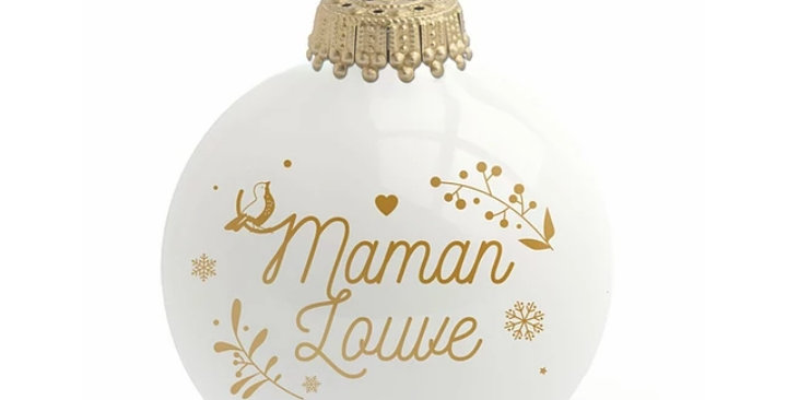 "Boule ""Maman louve"""
