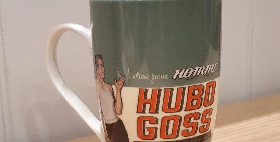 """Tasse """"Hubo Goss"""""""