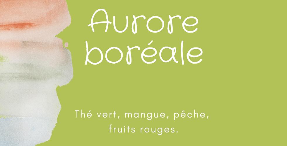 """Thé Vert """"Aurore boréale"""""""