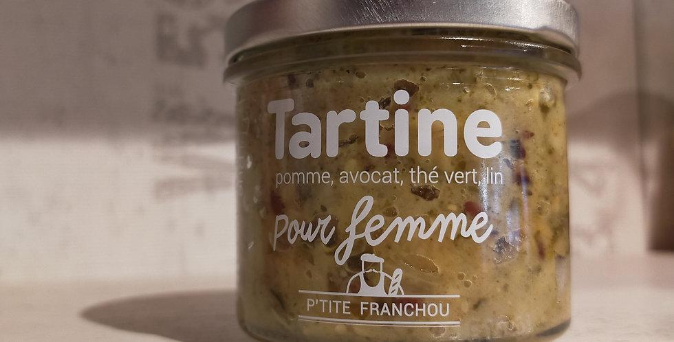 "Tartine ""Pour femme"""