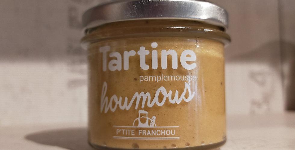 """Tartine """"Houmous"""""""