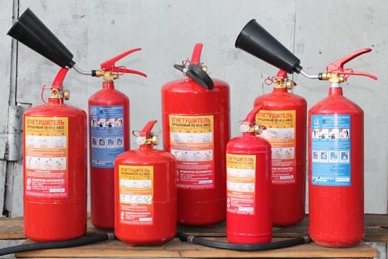 Для чего необходимы первичные средства пожаротушения?