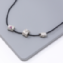 silver clay wrap beads with Anna Campbel