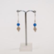 Silber clay earrings jewellery school sc