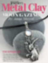 Cover of metal clay special Making Jewel