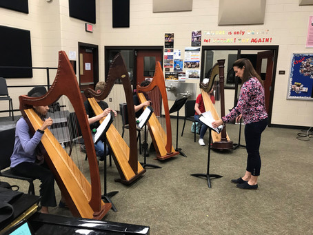 Harp clinic