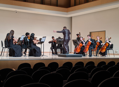 Camerata performs at Kennesaw State University