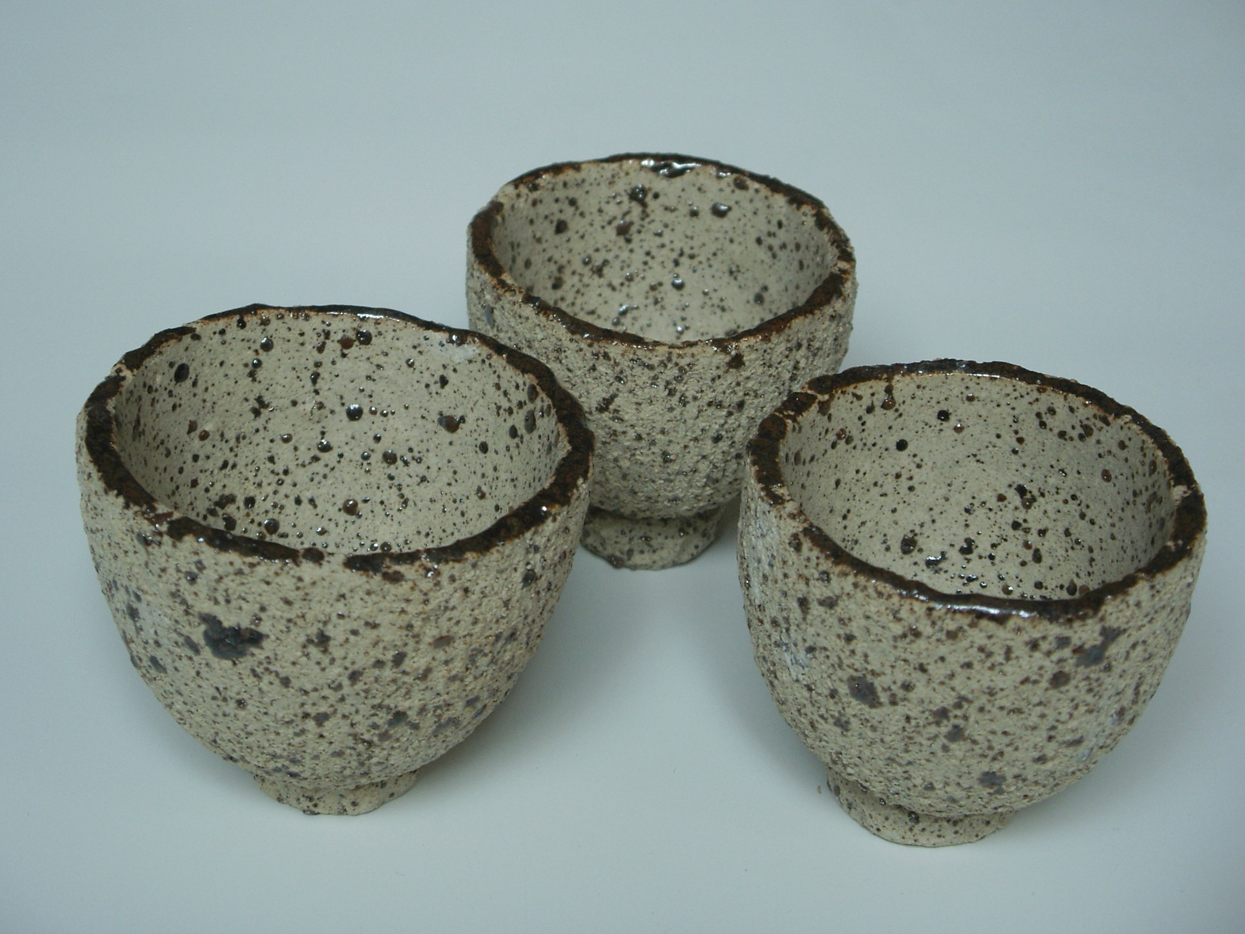 Volcanic Ash Cups