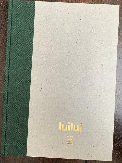 Notesbog Grøn