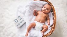 heaven on earth ( new born baby shoot )