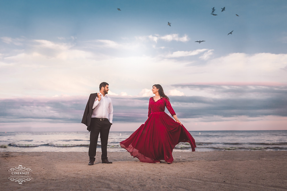 CineknotFilms best indian wedding photographer