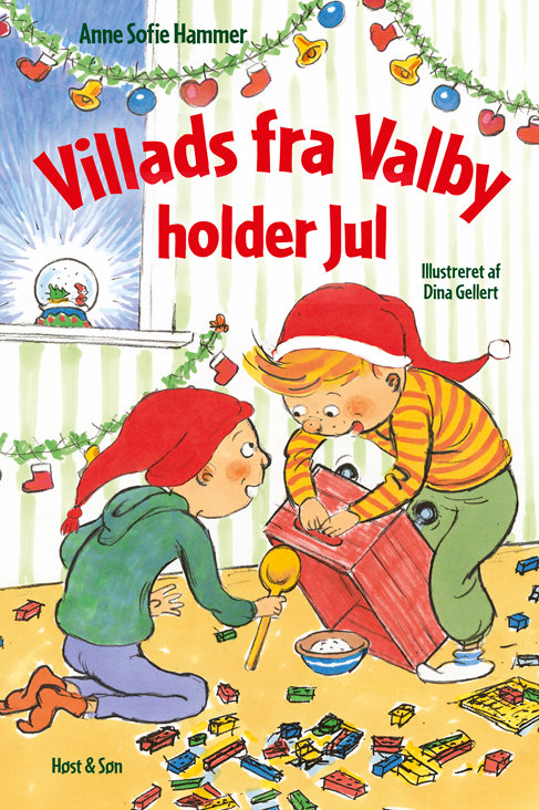 Villads fra Valby holder Jul, Anne Sofie Hammer
