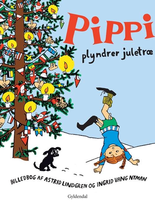 Pippi plyndrer juletræ, Astrid Lindgren