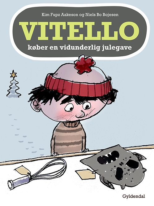 Vitello køber en vidunderlig julegave, Kim Fupz Aakeson og Niels Bo Bojesen