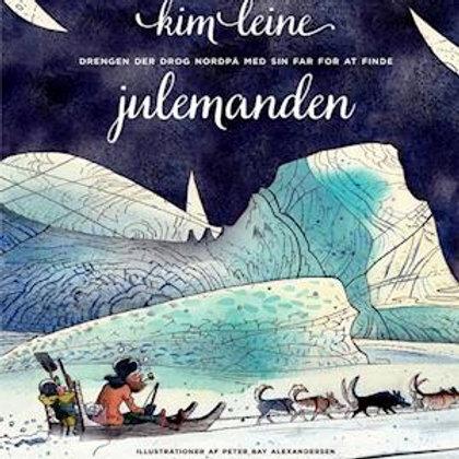 Drengen der drog nordpå med sin far for at finde julemanden, Kim Leine