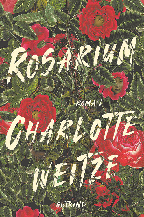 Charlotte Weitze, Rosarium