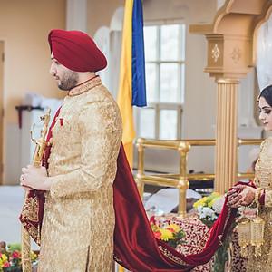 Inder and Manu Wedding