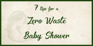 Eco-friendly baby shower