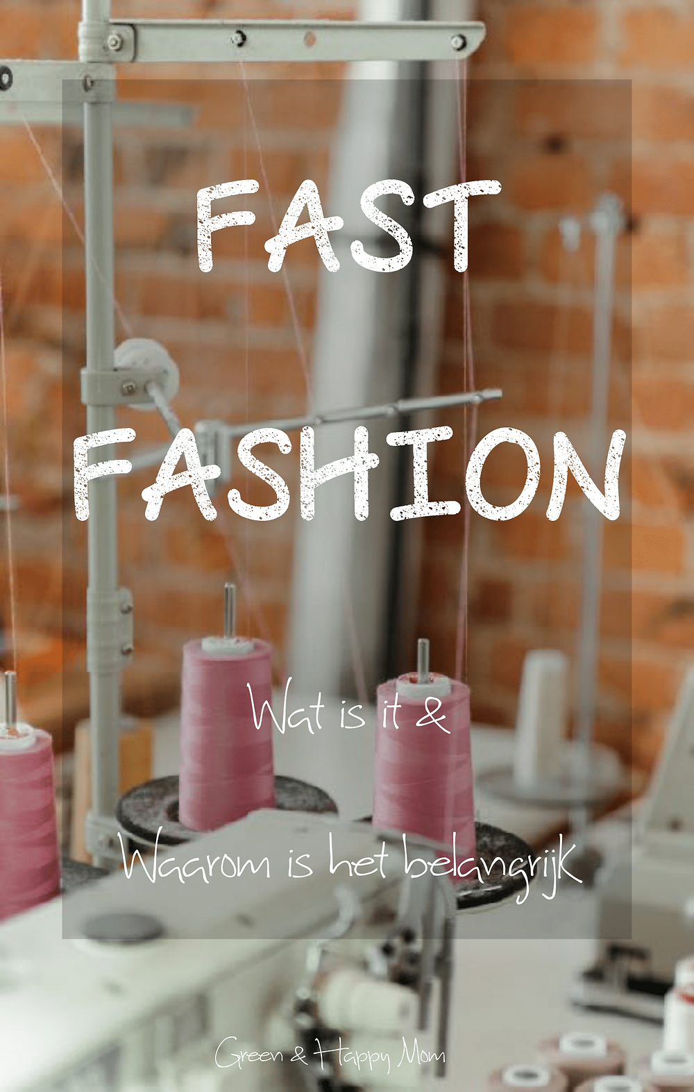 wat is fast fashion