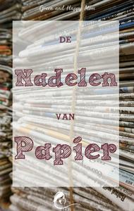 Nadelen Papier