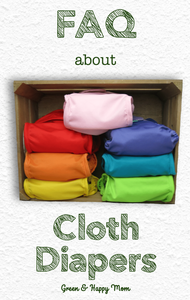 Questions about Cloth Diapers