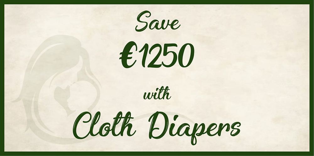 How much do Cloth Diapers Save