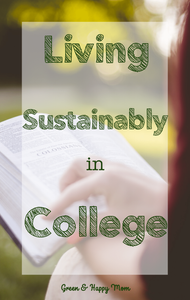 Living sustainable in collage