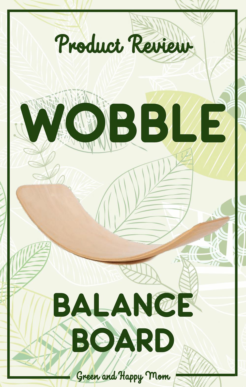 Wobble Balance board