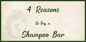 4 Reasons Why to use Shampoo Bars