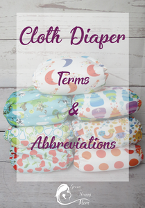 Cloth Diaper Terms