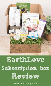 Earthlove box review