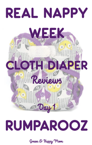 Rumparooz Cloth Diaper review