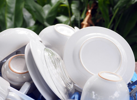 4 tips for Eco-friendly Dishwashing