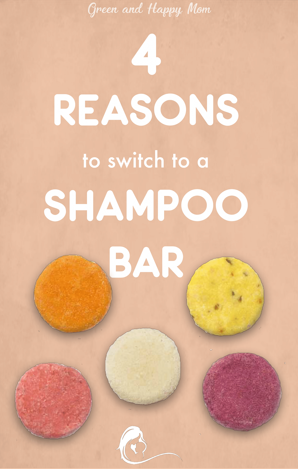 4 Reasons Why to use Shampoo Bars
