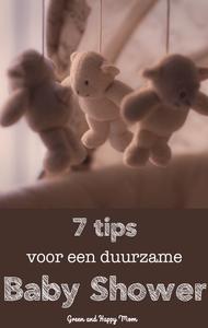 Duurzame baby shower ideeën