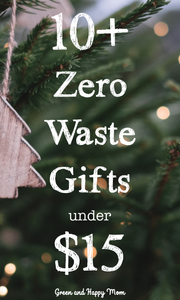 Sustainable Stocking Stuffers