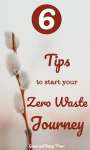 Tips to start your zero waste journey